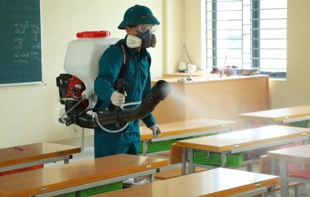 Bộ GDĐT xin ý kiến Thủ tướng cho phép học sinh nghỉ học phòng chống dịch corona - 2