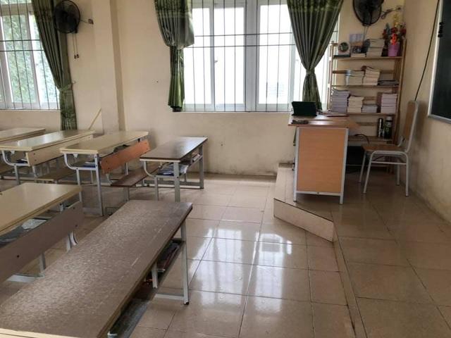 TP Thanh Hóa: Hàng loạt trường học gấp rút phun tiêu độc khử trùng - 3
