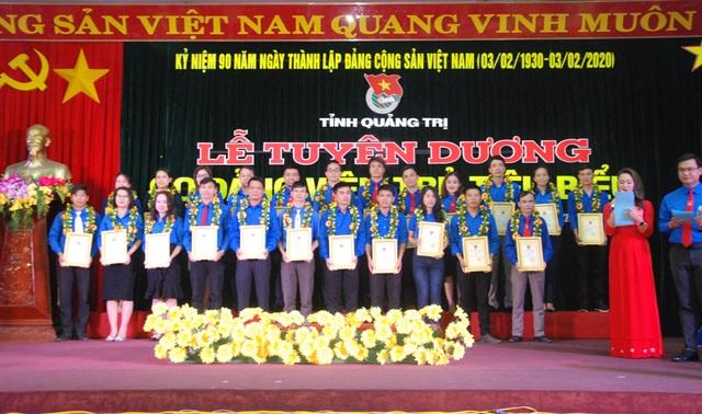 Quảng Trị tuyên dương 90 đảng viên trẻ tiêu biểu - 2