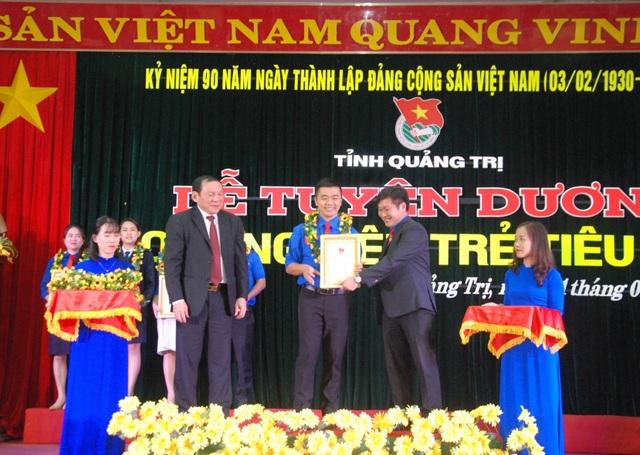 Quảng Trị tuyên dương 90 đảng viên trẻ tiêu biểu - 1