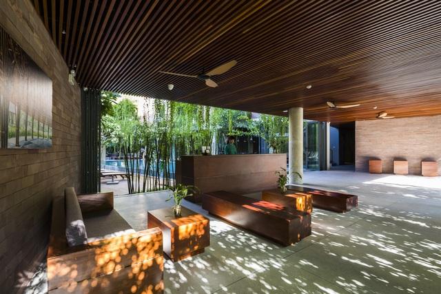 """Tòa nhà 5 tầng """"siêu độc"""" phủ kín cây xanh ở Đà Nẵng, được báo Tây hết lời khen ngợi - 8"""