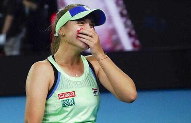Tay vợt 21 tuổi Sofia Kenin vô địch đơn nữ Australian Open 2020 - 1