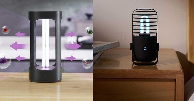 Xiaomi ra mắt đèn cực tím với khả năng diệt virus corona mới và vi khuẩn - 1