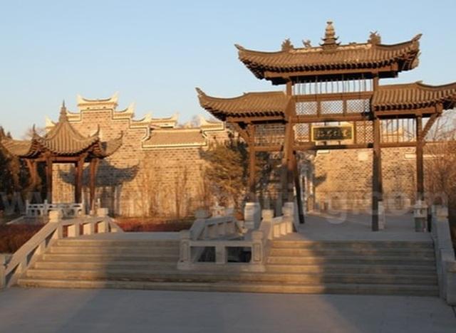 Lăng mộ xanh của một trong tứ đại mỹ nhân Trung Quốc - Vương Chiêu Quân - 6