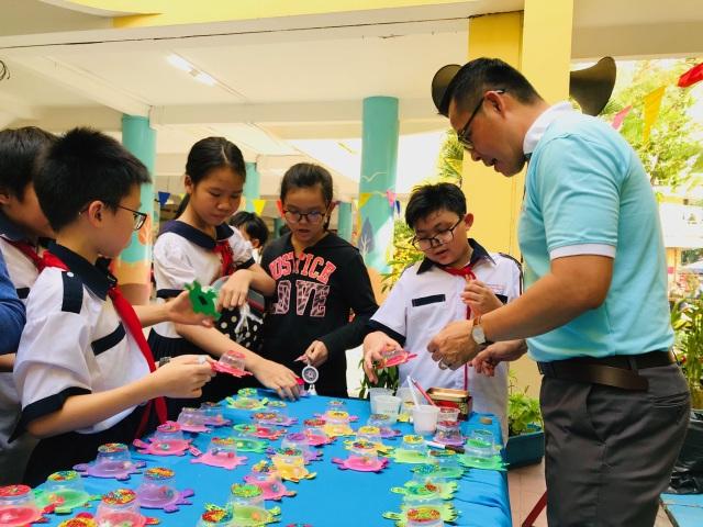 TPHCM: 1,7 triệu học sinh đi học trở lại vào ngày 3/2 theo đúng kế hoạch - 1