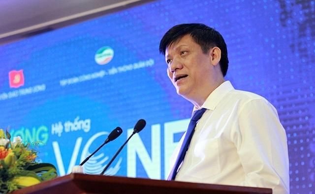 Ông Nguyễn Thanh Long trở lại làm Thứ trưởng Bộ Y tế - 1