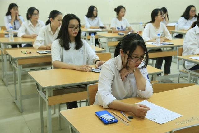 Tuyển sinh đại học, cao đẳng 2020: Chỉ xác định điểm sàn  với nhóm ngành đào tạo giáo viên, sức khỏe - 1