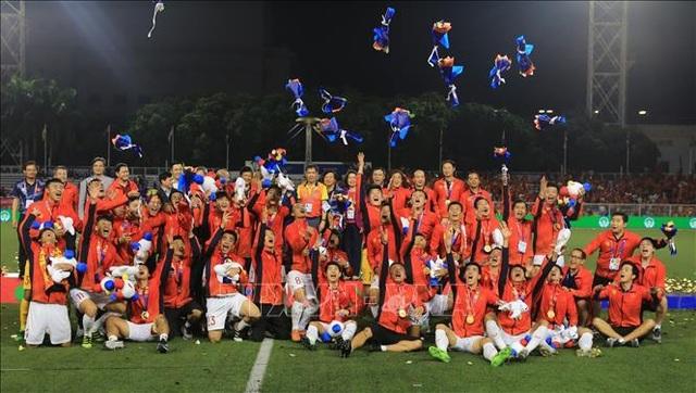 Xây dựng nền tảng vững chắc, tạo đột phá mới cho Thể thao Việt Nam - 1