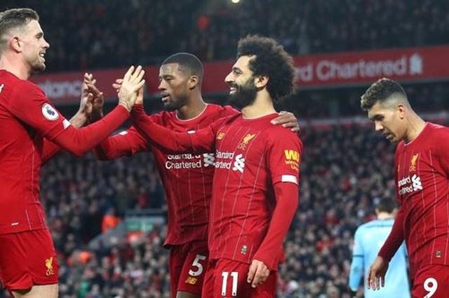 Đại thắng Southampton, Liverpool hơn đội nhì bảng Man City 22 điểm - 3