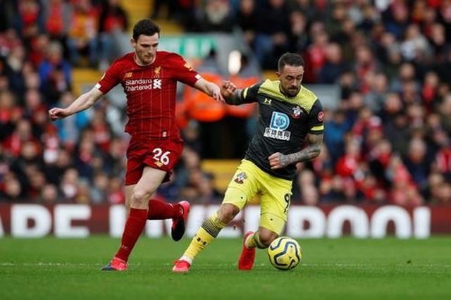 Đại thắng Southampton, Liverpool hơn đội nhì bảng Man City 22 điểm - 4