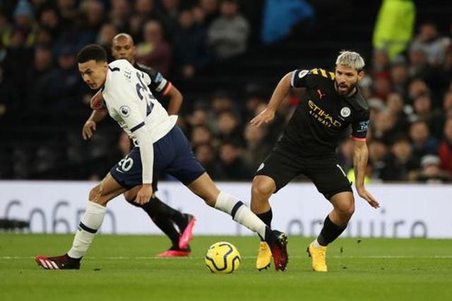 Tottenham 2-0 Man City: Gundogan đá hỏng 11m, Zinchenko nhận thẻ đỏ - 12