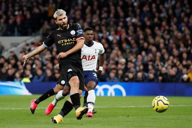 Tottenham 2-0 Man City: Gundogan đá hỏng 11m, Zinchenko nhận thẻ đỏ - 10