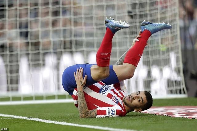 Những khoảnh khắc Real Madrid đánh bại Atletico và vững ngôi đầu La Liga - 4