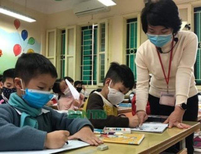 Hải Dương: Quyết liệt phòng chống dịch virus corona trong trường học - 1