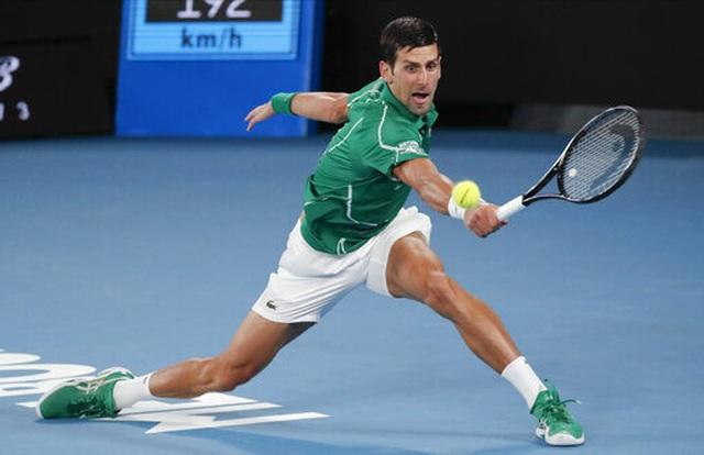 Vượt qua Thiem, Djokovic lần thứ 8 vô địch Australian Open - 2