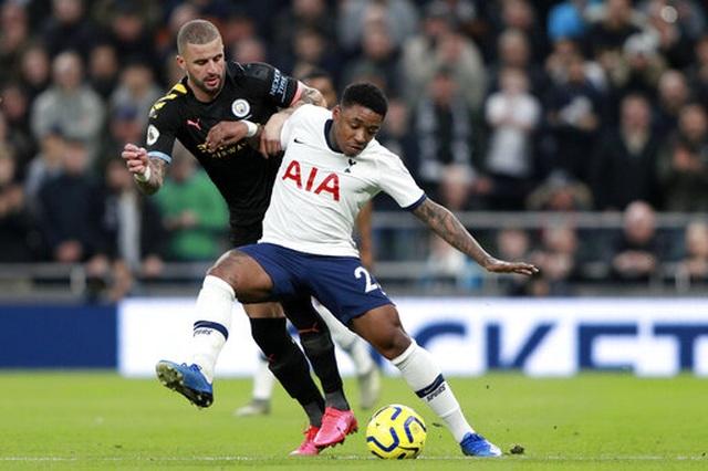 Tottenham 2-0 Man City: Gundogan đá hỏng 11m, Zinchenko nhận thẻ đỏ - 11