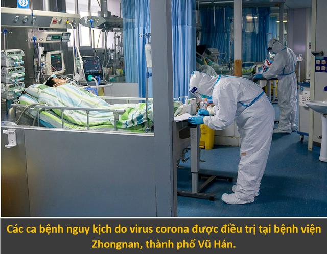 """Chùm ảnh: Cả thế giới """"gồng mình"""" trong cuộc chiến chống lại virus corona - 11"""