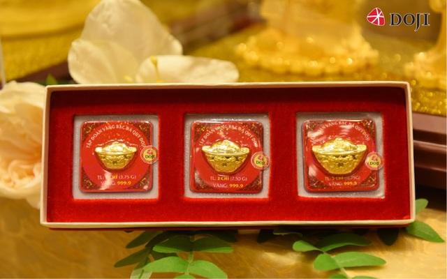 Ngày đặc biệt trong năm: DOJI tặng 2 chỉ vàng cho khách hàng may mắn - 4