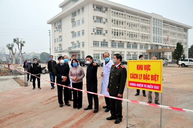 Đối phó corona, Quảng Ninh lập bệnh viện cách ly đặc biệt 500 giường bệnh - 1