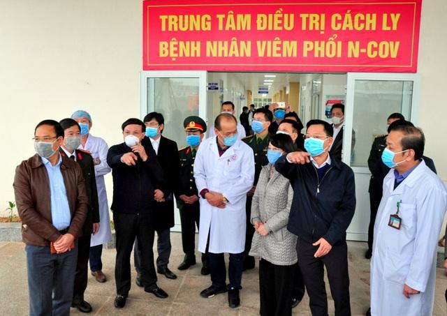 Đối phó corona, Quảng Ninh lập bệnh viện cách ly đặc biệt 500 giường bệnh - 4