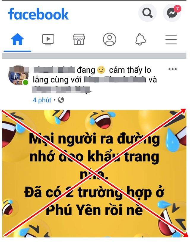 Truy tìm nhiều Facebooker tung tin thất thiệt về dịch bệnh corona - 1