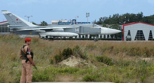 Máy bay không người lái tấn công căn cứ Nga ở Syria - 1