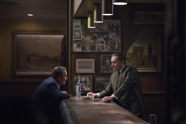 """""""The Irishman"""": Sau cùng, ai cũng có chung một kết thúc, kể cả trùm gangster - 1"""