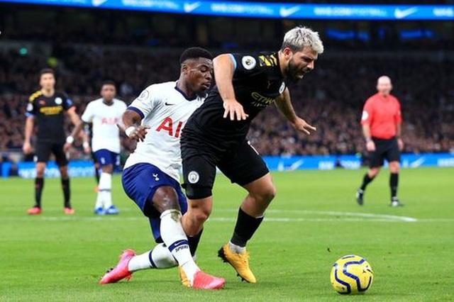 Tottenham 2-0 Man City: Gundogan đá hỏng 11m, Zinchenko nhận thẻ đỏ - 8
