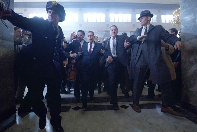 """""""The Irishman"""": Sau cùng, ai cũng có chung một kết thúc, kể cả trùm gangster - 2"""
