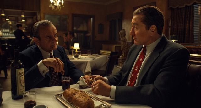 """""""The Irishman"""": Sau cùng, ai cũng có chung một kết thúc, kể cả trùm gangster - 3"""