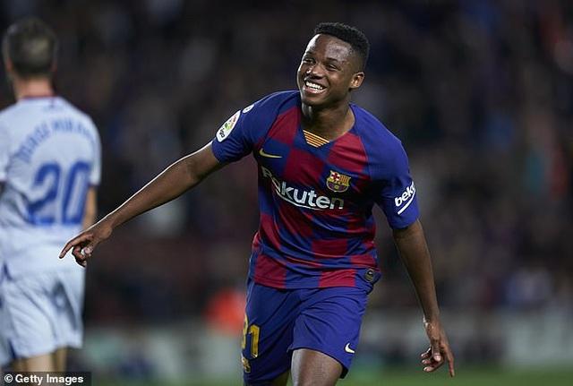 Đánh bại Lavante, Barcelona tiếp tục bám đuổi Real Madrid - 3