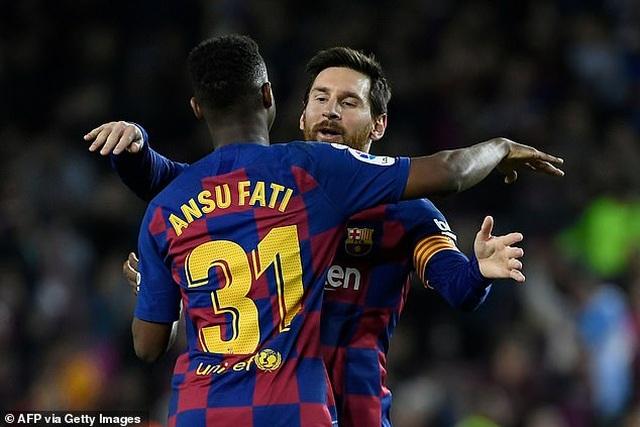 Đánh bại Lavante, Barcelona tiếp tục bám đuổi Real Madrid - 4