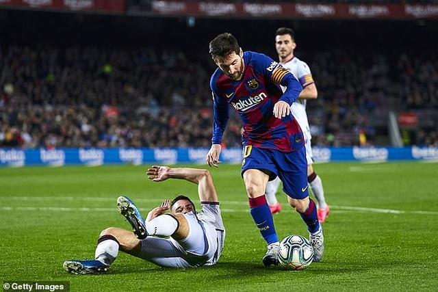 Đánh bại Lavante, Barcelona tiếp tục bám đuổi Real Madrid - 7