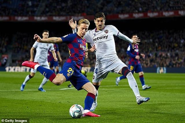 Đánh bại Lavante, Barcelona tiếp tục bám đuổi Real Madrid - 6
