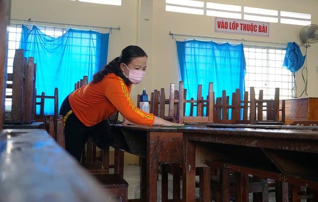 Trường học đầu tiên ở Cần Thơ dời lịch học thêm một tuần - 1