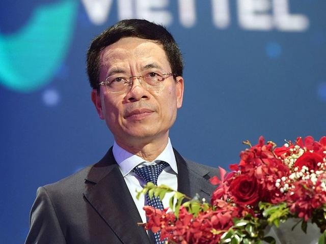 Bộ trưởng Nguyễn Mạnh Hùng phát động chiến dịch phòng, chống nCoV trên môi trường mạng - 1