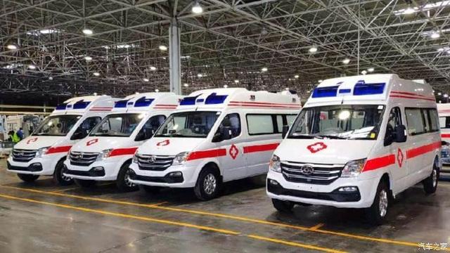 Cấp tập sản xuất xe cứu thương đặc biệt chống virus corona - 4