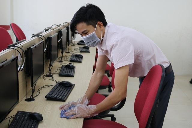Hà Tĩnh: Hơn 700 trường học vẫn tổ chức dạy học bình thường - 5