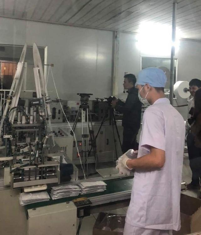 Mục sở thị bên trong các nhà máy sản xuất khẩu trang tại Việt Nam - 3