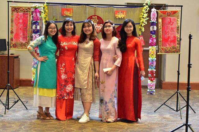 Tết của sinh viên và chuyên gia người Việt tại Saint Louis - 7