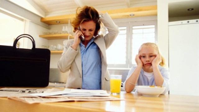 Làm cha mẹ, đôi khi hãy nhìn lại mình, vì lợi ích của con cái - 1