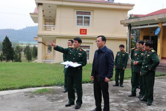 Trường quân sự tỉnh Lào Cai
