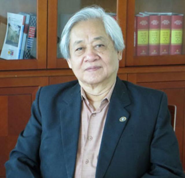 """Giáo sư Phạm Tất Dong: """"Học tập suốt đời là lẽ sống của đảng viên""""   Báo  Dân trí"""