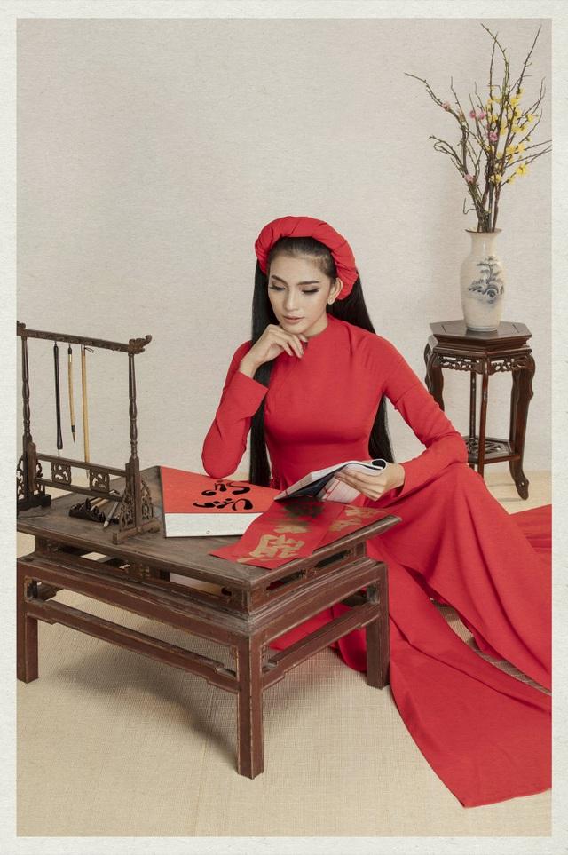 Á hậu Trương Thị May lần đầu khoe cô em gái xinh xắn, học giỏi - 9