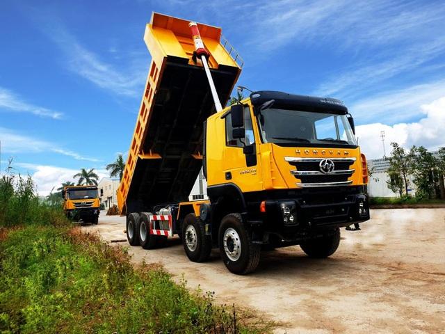 IVECO-Hongyan được bình chọn là Xe tải ben số 1 Trung Quốc - 2