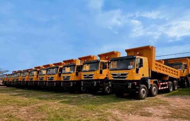 IVECO-Hongyan được bình chọn là Xe tải ben số 1 Trung Quốc - 3