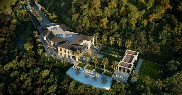 """Các """"ngôi nhà chiến lợi phẩm""""- lựa chọn hàng đầu của các tỷ phú thế giới - 5"""