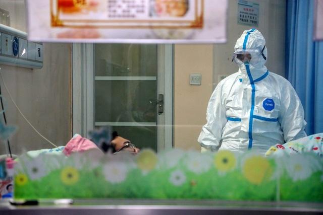 Trung Quốc dự đoán tỉ lệ tử vong vì virus corona sẽ giảm - 1