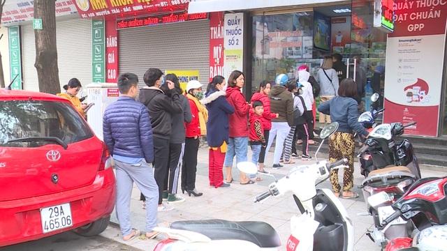 Bắc Ninh triển khai 23 điểm bán ổn định giá khẩu trang y tế cho người dân - 1