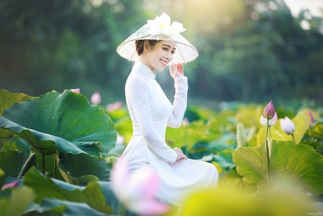 Hoa khôi Phan Cẩm Ly: Có đam mê, nhiệt huyết, bạn mới thành công được - 7